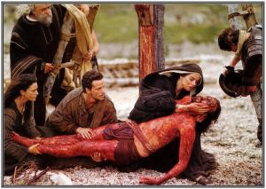 I did not die on the Cross for you to bear the burden of your sin.