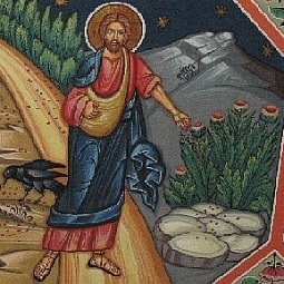 Parable of the Sower Matthew 13:1-23