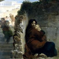 Slaughter of the Innocents, Leon Cogniet