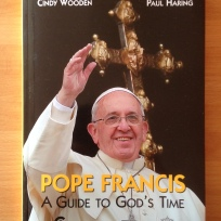 I love this book - absolutely beautiful. It would make a beautiful present for a committed Catholic. I've drawn on it extensively for this piece. I bought it on the USCCB website (United States Conference of Catholic Bishops) but it's also available from amazon.com here http://www.amazon.com/Pope-Francis-Guide-English-Spanish/dp/1601374984/ref=sr_1_1?ie=UTF8&qid=1420368580&sr=8-1&keywords=Pope+Francis+In+Gods+Time